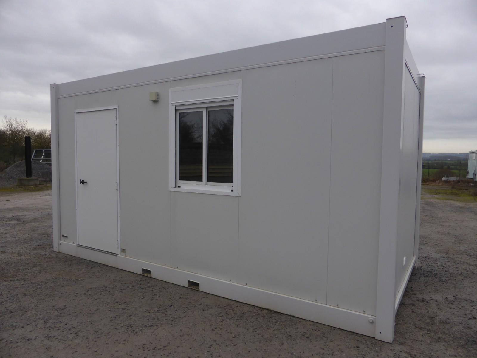 Bureau modulaire doccasion courant constructeur